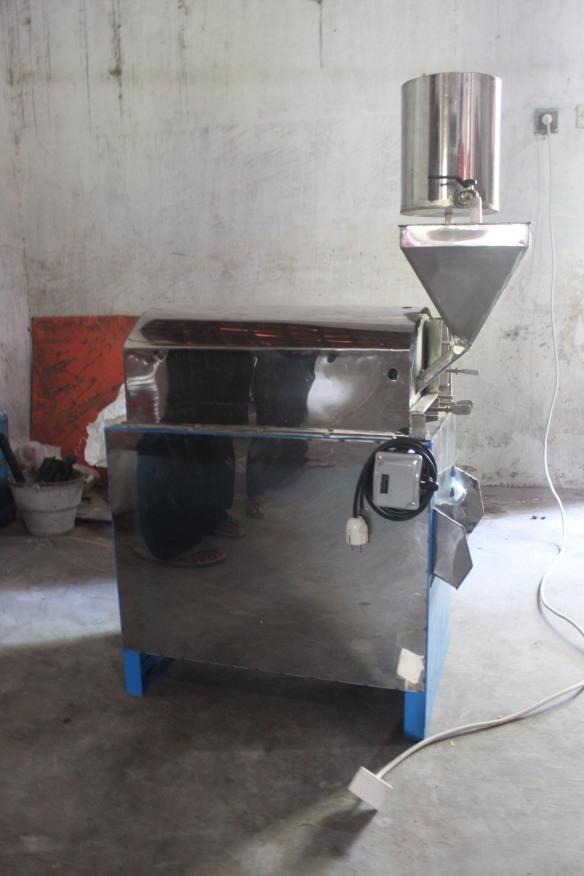 mesin Kuit Ari Kacang Tanah