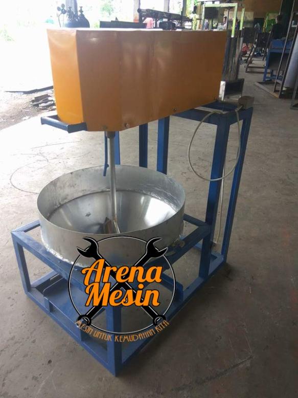 Hasil gambar untuk mesin pemasak arena mesin