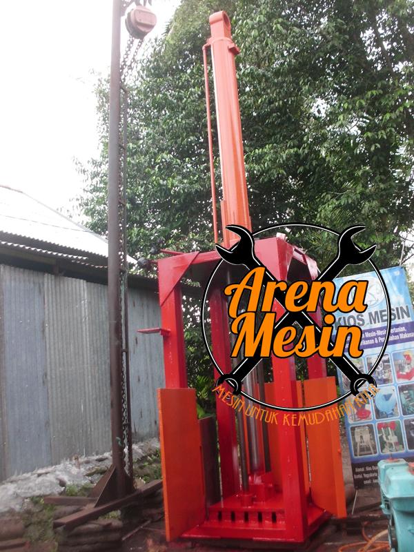 alat press sabut kelapa