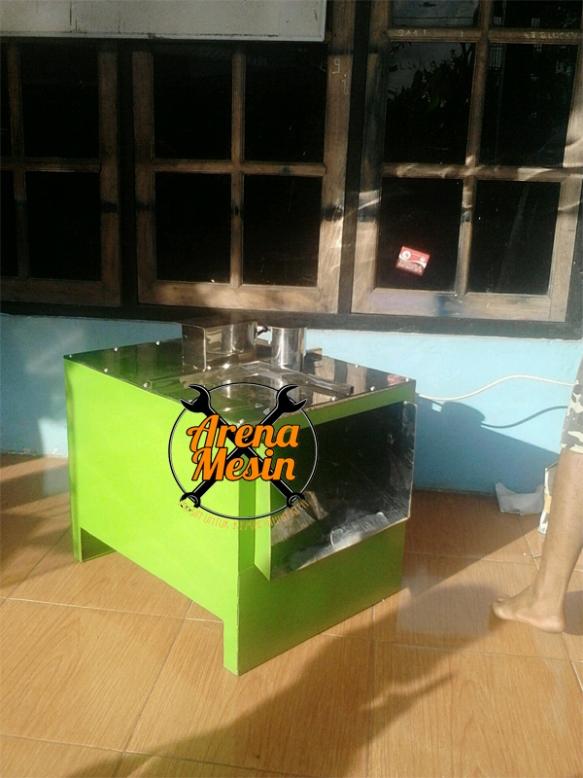 mesin perajang buah mengkudu