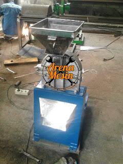 mesin penepung gula semut